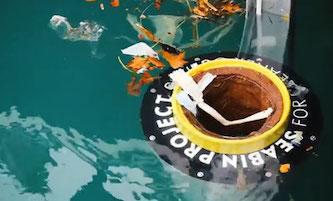 Dai giovani di Sorrento un filtro per pulire il mare dalla plastica