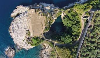 Due giorni dedicati alla scoperta dei Bagni della Regina Giovanna di Sorrento