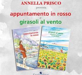 A Sorrento presentazione dei libri di Annella Prisco