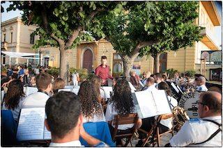 Stasera a Sorrento Concerto di Ferragosto con la Banda di Massa Lubrense