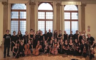 Nella Cattedrale di Sorrento il concerto dei giovani mozartiani