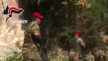 I Cacciatori di Puglia contro la Jamaica dei Monti Lattari – video –