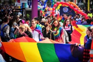 Sorrento si prepara ad accogliere il gay pride