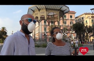 Ztl sul lungomare di Castellammare, lo spot per mettere tutti d'accordo