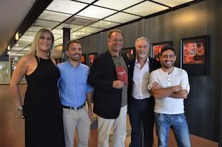 Sorrento pride: Cecchi Paone inaugura mostra di Fusco al Museo Correale
