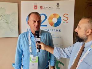 Il sindaco di Sorrento al G20 delle spiagge: Più servizi per combattere la concorrenza
