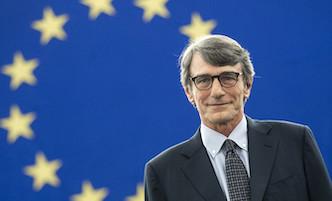 Il presidente del Parlamento Europeo scrive al Premio Penisola Sorrentina