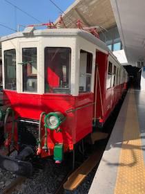 """Eav studia come realizzare il """"Treno Caruso"""", sulla Sorrento-Napoli"""