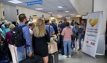 Fallimento Thomas Cook mette in crisi gli alberghi di Sorrento e della Campania