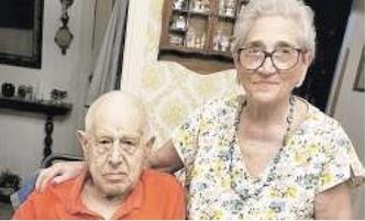 Sorrento festeggia le nozze di pietra di Franco e Angela Gargiulo
