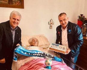 Addio alla nonna della penisola sorrentina, aveva 108 anni