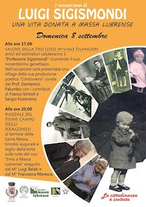 A Massa Lubrense festa per i 90 anni del professor Luigi Sigismondi