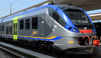 Dall'Europa 68milioni per 40 nuovi treni della Circumvesuviana