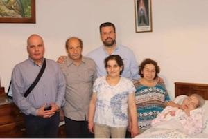 Festa a Vico Equense per i 100 anni di Elena Cioffi