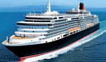 A Castellammare via alla costruzione della nuova nave extra-lusso Cunard