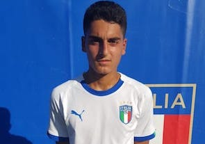 Da Vico Equense all'Italia, esordio nella Nazionale Under 15 per De Gennaro