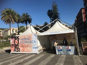 A Napoli consulenze gratuite sulla psoriasi