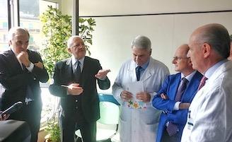 Riapre l'Ortopedia dell'ospedale di Sorrento. Il sindaco Cuomo: Non sia uno spot