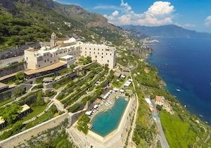 Hotel della costiera amalfitana migliore d'Italia per rivista Usa