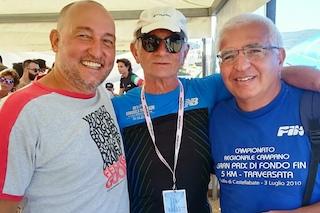 Raffaele Esposito di Sorrento vince il Campionato Italiano Mezzofondo Master