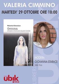 A Vico Equense presentazione del libro di Valeria Cimmino
