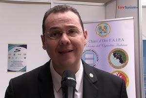 Mauro Di Maio del Sorrento Palace confermato presidente italiano Chiavi d'Oro Faipa