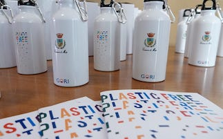 Comune di Meta e Gori insieme per il progetto Plastic Free