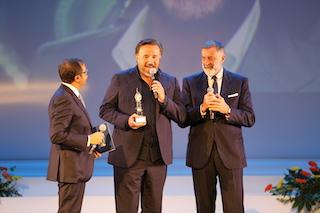 La serata di gala del Premio Penisola Sorrentina – foto e video –