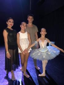Grandi soddisfazioni a Kiev per gli allievi della Scuola delle Arti di Gragnano