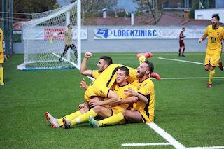 Sorrento-Nardò, Gargiulo autore del gol vittoria: Partita difficile