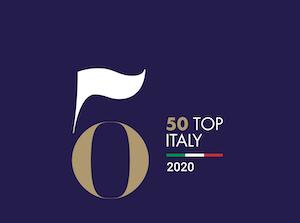I ristoranti della costiera sorrentina del 50 Top Italy 2020