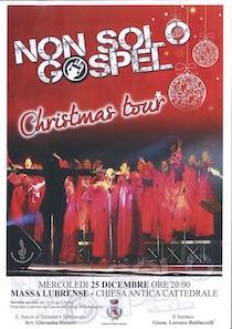 A Massa Lubrense concerto gospel di Natale