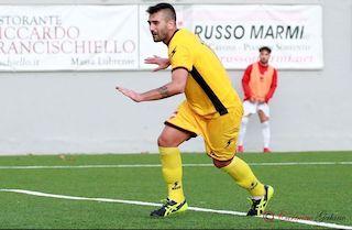 Sorrento-Altamura: Figliolia rivive l'emozione del gol dopo il calvario