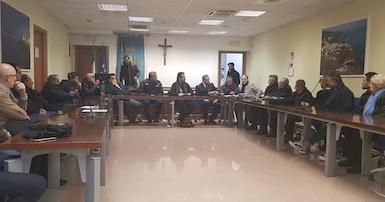 Danni delle mareggiate a Vico Equense, lunedì il dossier a Regione e Città Metropolitana