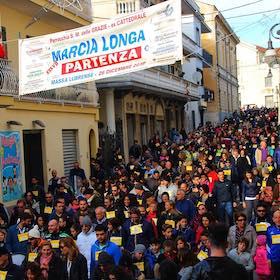 Oggi la Marcialonga di Massa Lubrense, evento plastic free