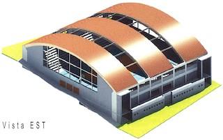 Via libera al nuovo progetto del Palasport di Massa Lubrense