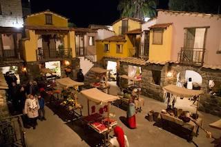 Ultime rappresentazioni del presepe vivente di Casarlano a Sorrento