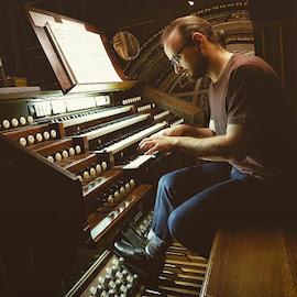 A Sorrento il concerto per organo di Sergio Orabona
