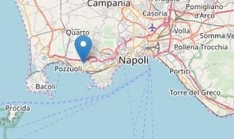Terremoto nella notte a Napoli, paura in molte zone della provincia