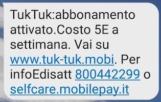 """La nuova truffa online del """"tuk tuk"""" da 5 euro a settimana in bolletta, verifiche della Procura di Napoli"""