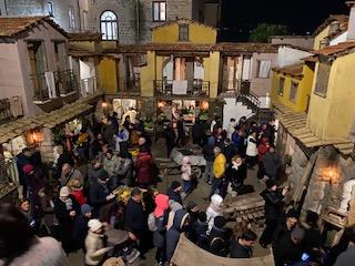 Record di visitatori per il presepe di Casarlano a Sorrento – foto –