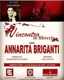 A Sorrento incontro con Annarita Briganti ed il suo libro su Alda Merini