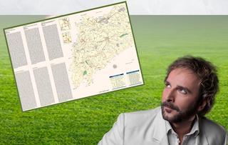 Tony Tammaro presenta la carta turistica interattiva di Massa Lubrense