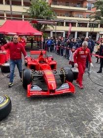 Il successo del weekend rosso Ferrari a Sorrento – foto –