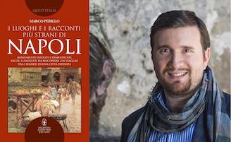 A Vico Equense si presenta il libro di Perillo sulle curiosità di Napoli