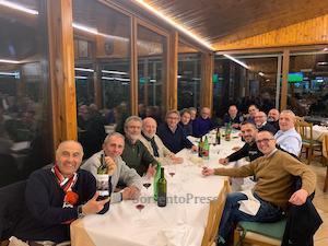 A Sorrento la rivincita dei milanisti sui napoletani