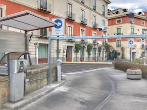Attivato il sistema di lettura targhe al parcheggio Lauro di Sorrento, argine contro i furbetti della sosta