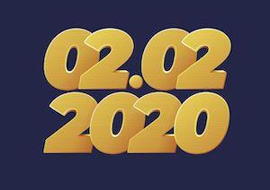 La curiosità: Oggi 02/02/2020 è una data palindroma, la prima dopo quasi mille anni