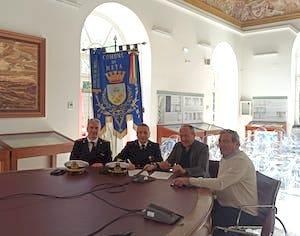 Accordo Comune-Capitaneria per l'ufficio marittimo di Meta
