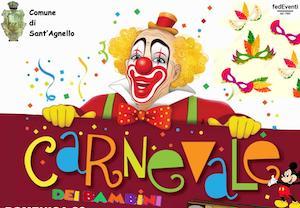 Da domani è già Carnevale a Sant'Agnello